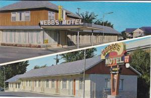 Webb's Motel & Autocourt , OTTAWA , Ontario , Canada , 50-60s