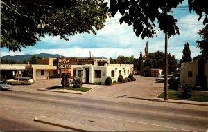 New Mexico Santa Fe The Western Scene Motel