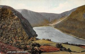 Ireland, Co. Wicklow, Glendalough Upper Lake Colourtone