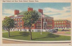 Connecticut Putnam High Shcool And State Trade School