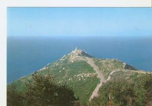 Postal 041550 : Finisterre (La Coru?). Vista general de EL Faro