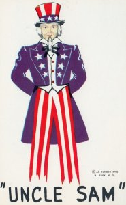 Uncle Sam , 50-60s