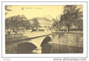 Le Pont Neuf, Cahrleroi, Belgium, 00-10s