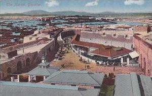 Gibraltar The Market