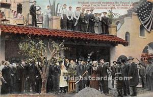 Glenwood Hotel, Riverside, Cal USA 1908