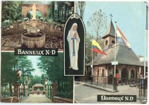 Belgium, Banneux, Notre-Dame, unused Postcard