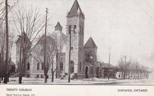 NAPANEE, Ontario, Canada, 1900-1910s; Trinity Church