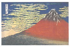 Mount Fuji - Ukiyoe