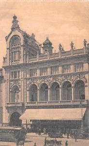 Spain Old Vintage Antique Post Card Casino de Madrid Unused