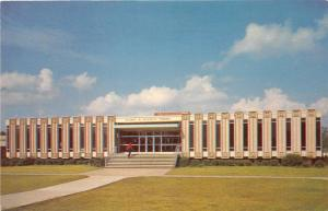 Raymond Mississippi~Hinds Junior College-George McLendon Library~Dedicated 1965