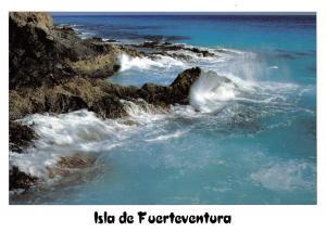 Spain, Isla de Fuerteventura, Canary Islands Postcard, Playa de Barlovento K00