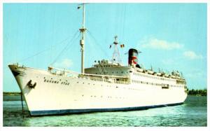 2817 S.S. Bahama Star  Eastern Steamship Corp