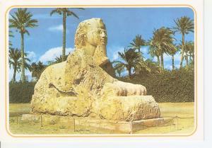 Postal 045793 : Giza - The Sphinx of Sakkara