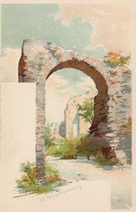 Alf. Ruine/Marienburg , Germany , 1890s
