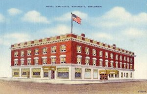 HOTEL MARINETTE, WISCONSIN