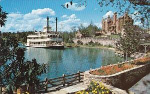 Florida Orlando Cruising The Rivers Of America 1981