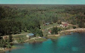LAKE NIPISSING , Ontario , 40-60s ; Musky Bay Camp