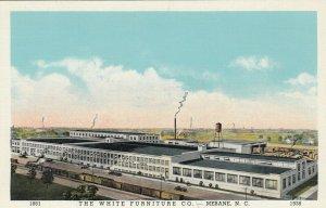 MEBANE , NC, 1910s ; The White Furniture Company