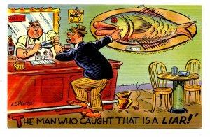 Humor - A Liar