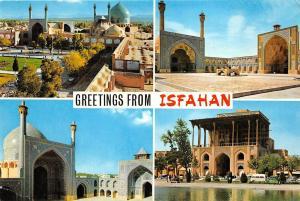B67352 Iran Isfahan multiviews