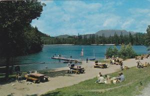 Alice Lake , GARIBALDI , B.C. , Canada , 50-60s