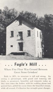 ROCHESTER, Minnesota, 1940-60s; Fugle's Mill, Where Fine Flour Was Ground Bet...