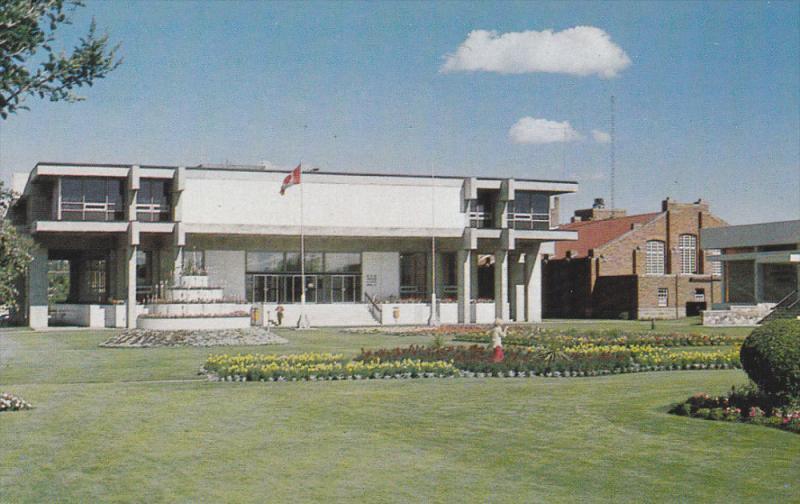 City Hall , RED DEER , Alberta , Canada , 50-60s