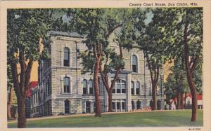 Wisconsin Eau Claire County Court House