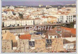 Postcard Modern Algavre Tavira Portugal