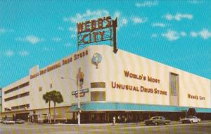 Florida St Petersburg Webb's City World's Most Unusual Drug Store