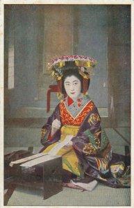 Geisha girl , Japan , 00-10s