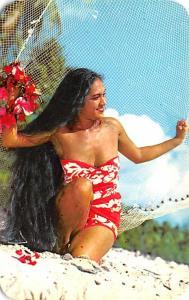 Fiji Tahitian Maid  Tahitian Maid