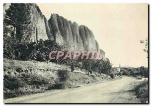Modern Postcard Les Mees Lower Alps General view of Penitents