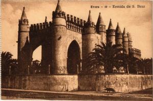 CPA Evora- Ermida de S. Braz, PORTUGAL (760811)