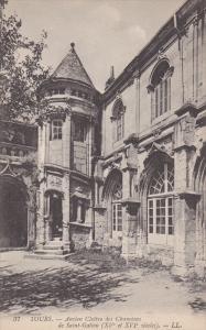 Ancien Cloitre Des Chanoines De Saint-Gatien, TOURS (Indre Et Loire), France,...