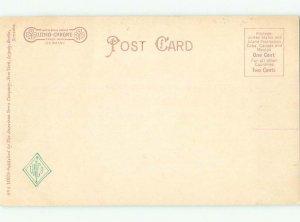 Pre-1907 LAKE SCENE Syracuse New York NY AE5433