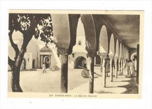 Casablanca - Le Quartier Reserve, Morocco, 1910s