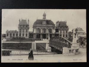 France LL.71 SAINT-OMER Le Nouveau Pont - by Levy, Paris