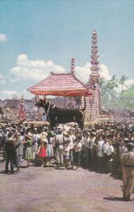 The Lembu in which the remains are to be cremated, Tempat pembakaran majat,...