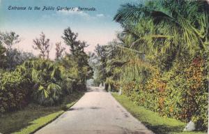 Entrance to the Public Gardens,  Bermuda,  00-10s