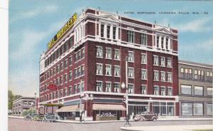 Hotel Northern, Chippewa Falls, Wisconsin, 1930-1940s