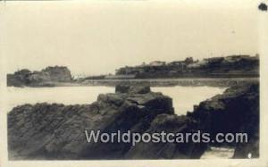 Mollendo, Peru Dated 1927