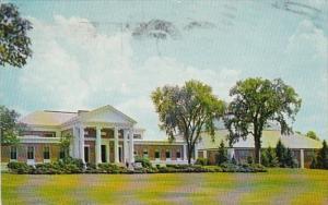 Massachusetts Amherst Alumni Gymnasium 1969