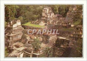 Postcard Modern Guatemala Tikal The ancient Mayan metropolis