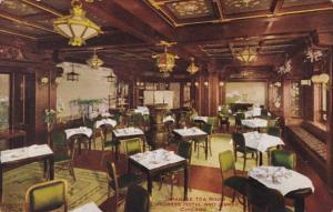 Illinois Chicago Congress Hotel and Annex Japanese Tea Room
