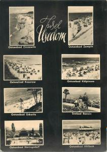 Insel Usedom 1960s multi view