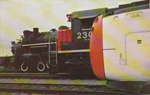 Canadian National Railways Flying Scotsman Locomotive