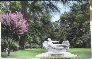 France Toulouse La Ville Rose Jardin Royal Monument a la Gloire de l'aviation -
