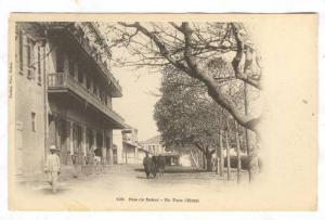 Rue de Dakar - En Face l'Hotel , Senegal , 1890s-1905
