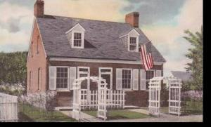 Michigan Dearborn Barbara Fritchie House Colonial Village At Deerborn Inn Alb...